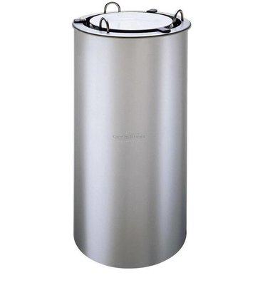 Combisteel Distributeur D'assiettes | Chauffant | 230 V | Ø 470mm |Pour Assiette Ø 210-290mm