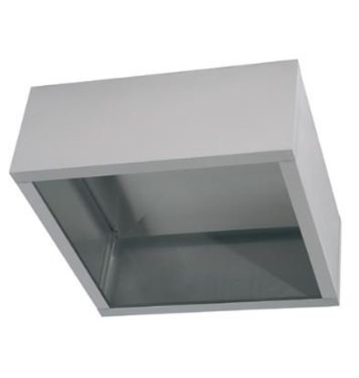 Combisteel Hottes de Condensation | Poids 50 kg | 1000x1000x(h)400mm