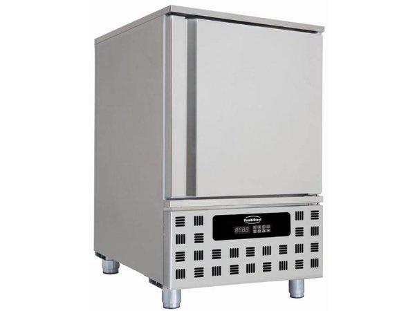 Combisteel Refroidisseur à Ventilation | 10x1/1GN | 800X750X(h)1410mm