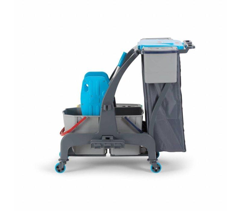 Combisteel Chariot de Nettoyage | 16 Kilos | 960x770x(h)960mm