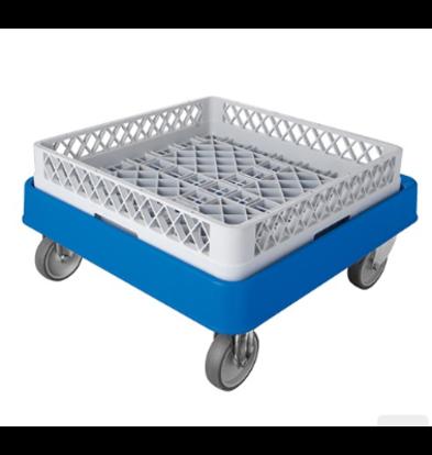 Emga Chariot à Casiers | CaterRacks | 520x520x180(h)mm