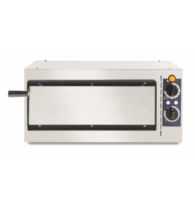 Hendi Four à Pizza Basic 1/40 | 1600W | 568x430x(h)280mm