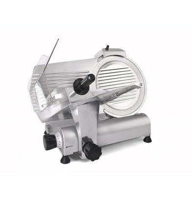 Hendi Trancheuse Kitchen Line | Diamètre de la lame 300mm | 250W | 615x494x(h)477mm