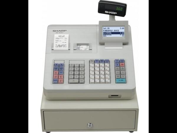 Sharp Sharp desk XE-A307 | Imprimante Thermique (AUCUN BESOIN D'ENCRE) | 10 000 Produits | 99 Produits