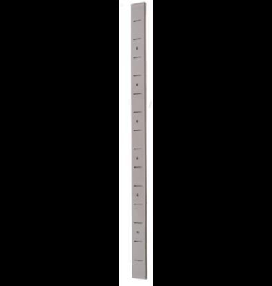 Bartscher Crémaillères |Bartscher | 1 Paire | 530mm