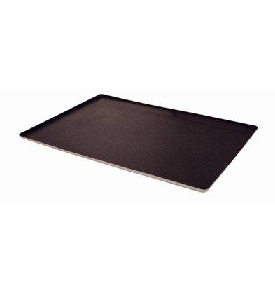 Vogue Plaque à Pâtisserie | Antiadhésive | 600 x 400 x(h)11mm