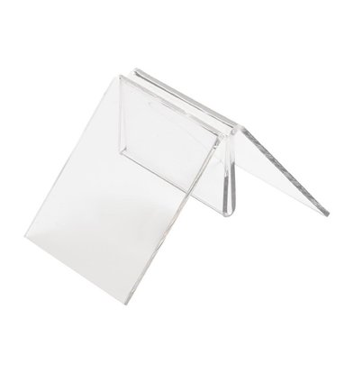 CHRselect Support Pour Menus Plexiglas - 60x50x43mm