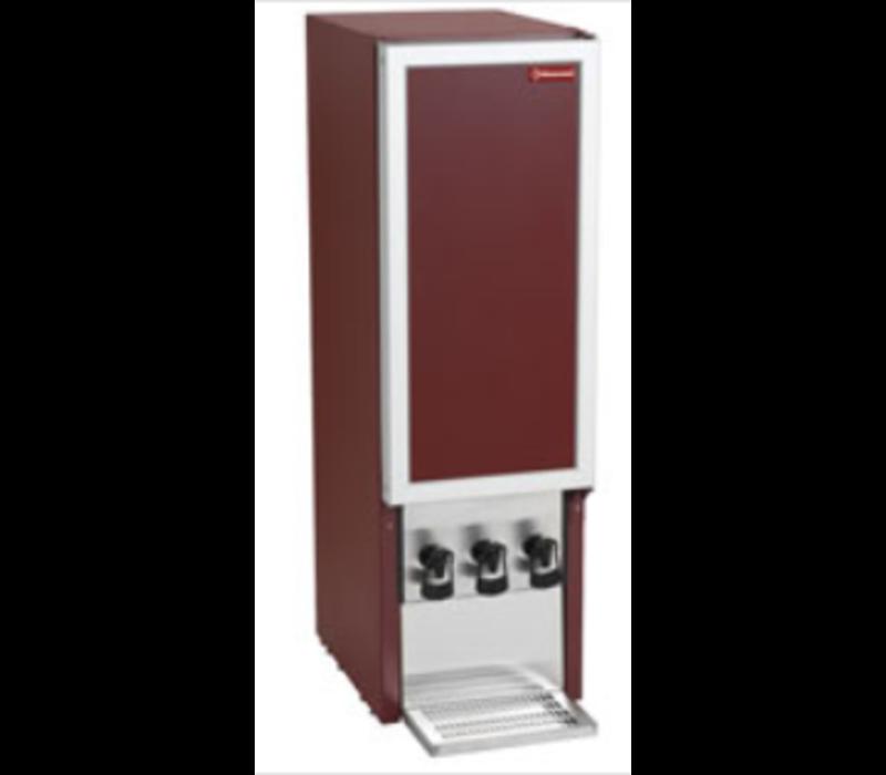 Diamond Distributeur à Vin | BiB | 3x10L | 350x455xh1145mm