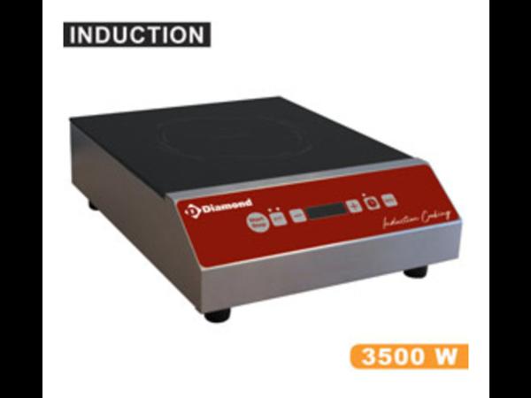 Plaque à Induction   3500W   Touches Tactiles   280x360x (H) 105mm