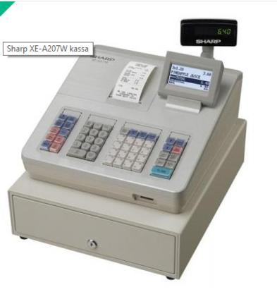 Sharp Sharp desk XE-A207W - Imprimante Thermique (SANS ENCRE NÉCESSAIRE) | 2000 Produits | 99 Groupes de produits