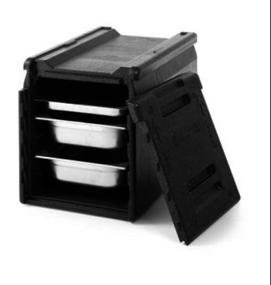 Hendi Thermo Box Traiteur | 66 Litres | 600x400x490(h)mm