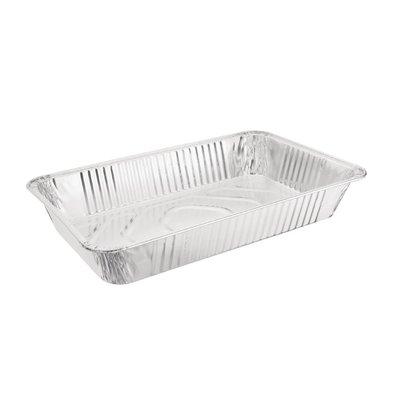 Fiesta Plat Rectangulaire | Aluminium | Lot de 5 Pièces | Disponible en GN 1/1 et 1/2