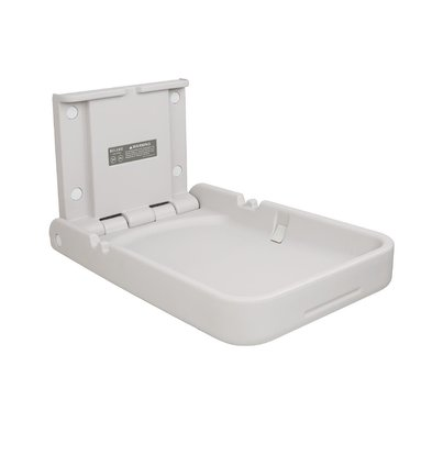 Bolero Table à Langer | Verticale | Capacité jusqu'à 11kg | 550x120x(H)860mm