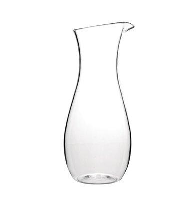 Kristallon Carafe | Polycarbonate | 1 Litre | Lot de 6 Pièces
