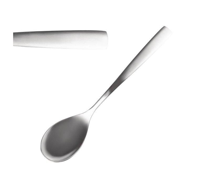 Comas Cuillères à Dessert | Satin Comas | Inox | 183mm | Lot de 12 Pièces