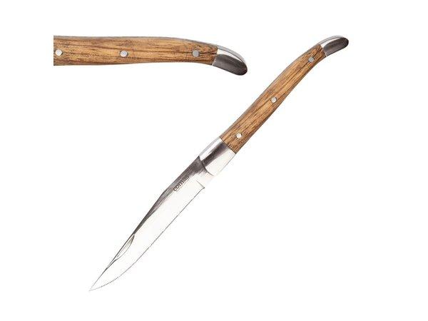 Comas Couteaux à Steak | Nicolas Comas | 230mm | Lot de 6 Pièces