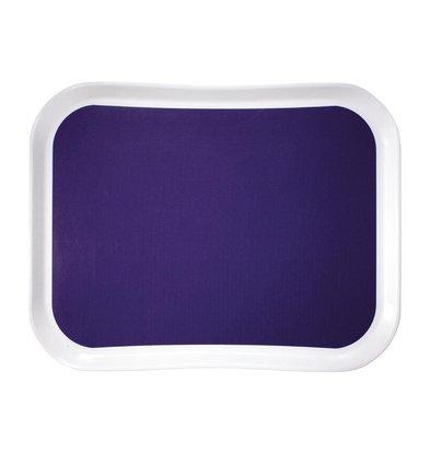 Cambro Plateau Coloré   Versa Lite Cambro   Violet   430x330mm