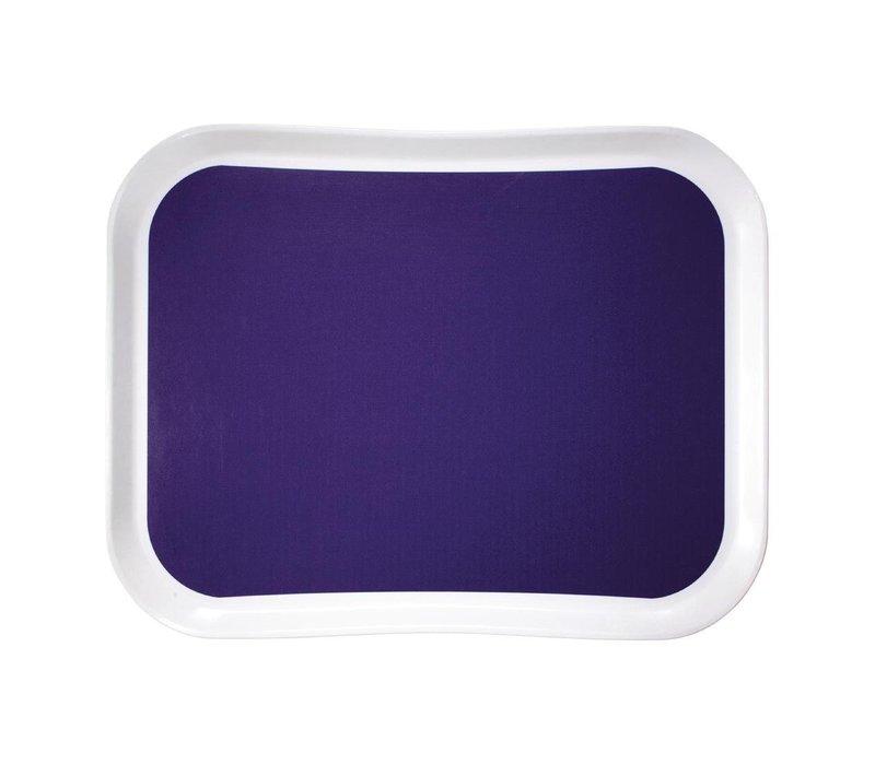 Cambro Plateau Coloré | Versa Lite Cambro | Violet | 430x330mm
