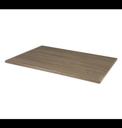Bolero Plateau de Table | Rectangulaire | Pré Percé | 1200x800mm | Disponible en 5 Couleurs