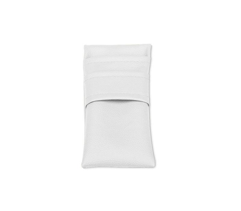 Pavelinni Housse à Couverts Classique Cuir Eco | 90x215mm | Disponible en 8 Couleurs | Lot de 10 Pièces