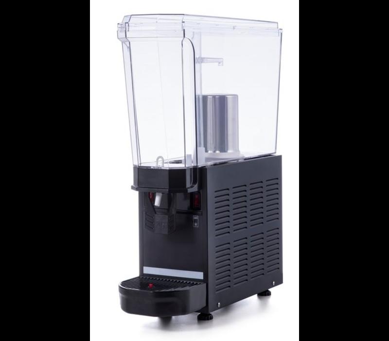 Combisteel Distributeur de Boissons Froides 20 Litres | Pour les Boissons Claires + 5 / + 10 °C | 185x520x(H)665mm
