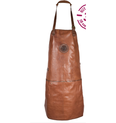 Pavelinni Tablier Kolos Vintage | Cuir | 630x(H)830mm | Disponible en 3 Couleurs