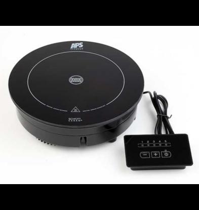 APS FSE Plaque à Induction avec Contrôleur | 900W | Compatible avec APS12322             patgible avec Chaving Dish