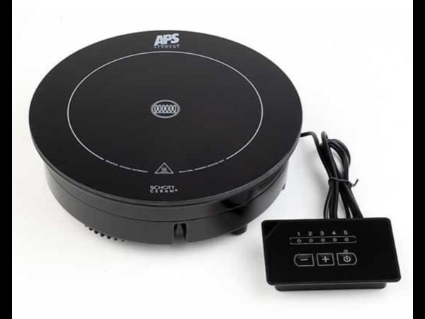 APS  Plaque à Induction avec Contrôleur | 900W | Compatible avec APS12322