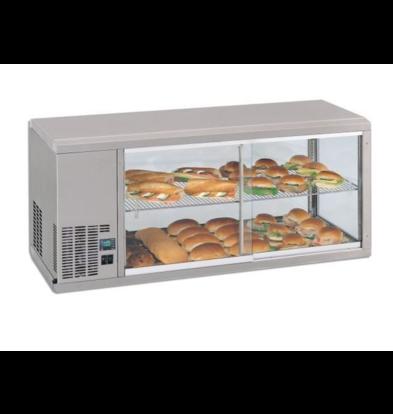 Gamko Gamko réfrigéré AV / MS131 | Fenêtre d'ombrage  | 1310x510x540 / 550/655 mm