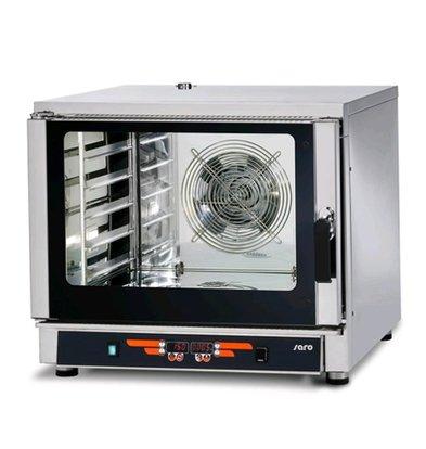 Saro Four à Convection | GN1/1 | Avec cuisson vapeur | Disponible en 3 tailles