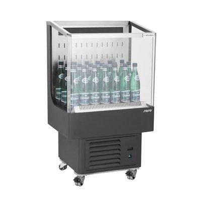 Saro Présentoir de Bouteilles | en Libre service | 76 litres | 600x450x (H) 1000mm