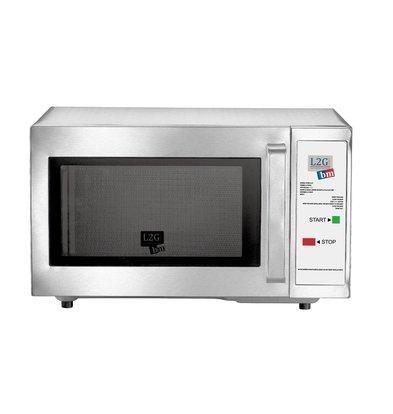Saro Micro-ondes | 25 litres | 1000W | Programmé à 45 secondes