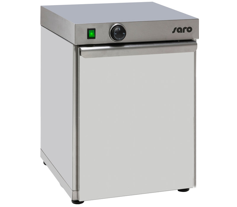 Saro Chauffe-Assiette |Capacité pour 30 assiettes0,4 kW |400x460x (H) 570mm
