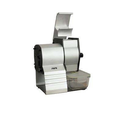 Saro Râpe à Fromage électrique 50kg / heure | 230x240x (H) 260mm