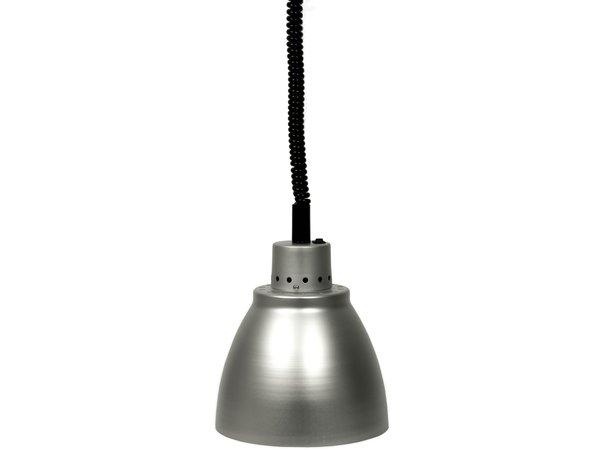 Saro Lampe Chauffante argentée0,25 kW |1550 mm