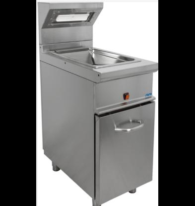 Saro Dispositif Maintien chaud 1/1GN | 1/1GN | 1 kW | 400x700x(H)850/1170mm