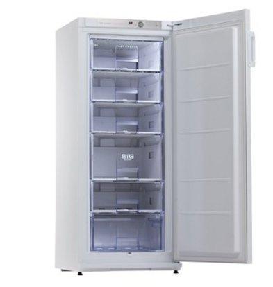 CHRselect Congélateur Blanc A+ | Tiroirs et Compartiments | 205 Litres | 600x630x(h)1450mm