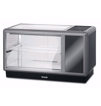 Lincat Vitrine Réfrigérée   Porte arrière   1000x500x(H)575mm