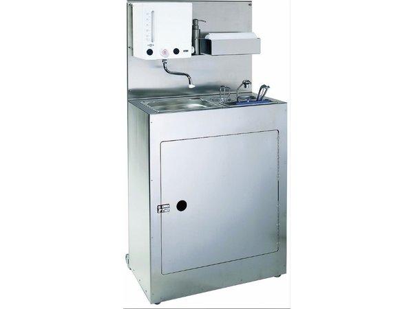 Coolselect Système de Rinçage à la cuillère avec évier | 705x430x (H) 1370mm