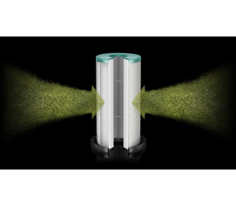 Dyson Sèche-mains Dyson 9kj Airblade | HU03 en INOX | Econome en énergie