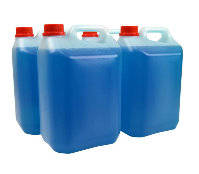 CHRselect Recharge Savon Cheveux & Corps | 2 x 5 litres | (aussi des palettes) Prix par 10 litres