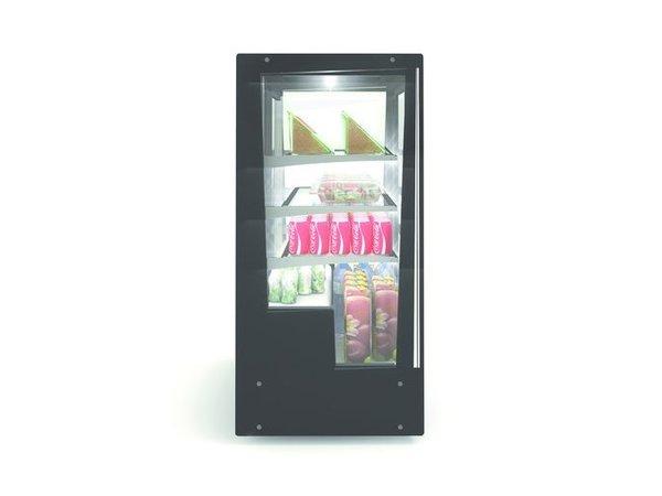 SAYL Vitrine Réfrigérée de Présentation | Ouverture à l'Arrière | 1015x620x(H)1240mm