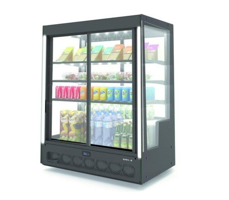 SAYL Vitrine Réfrigérée de Présentation   Ouverture à l'Avant   1015x620x(H)1240mm