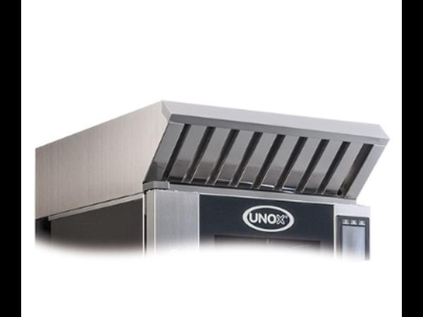 Unox Hotte Pour Combisteamer XEBHC-HCEU | 230V | 100W | 860x1145x240 (h) mm