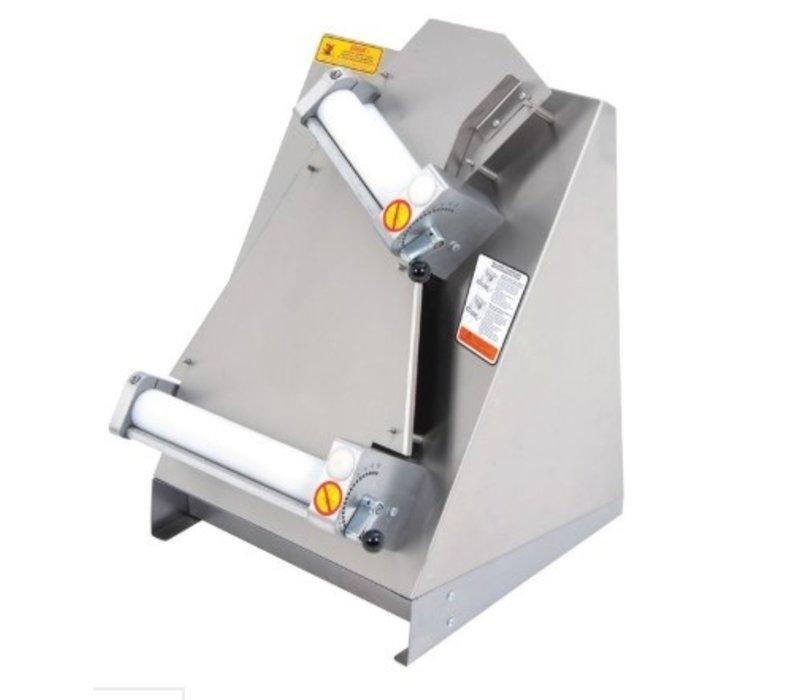 Combisteel Laminoir à Pâtes |Convient pour Ø260-400mm | 500x510x(H)610mm