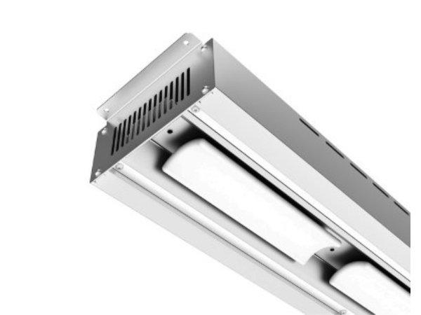 Combisteel Radiateur En Céramique | 1000x180x9h)90mm | 3 Radiateurs | Disponible en 6 Largeurs