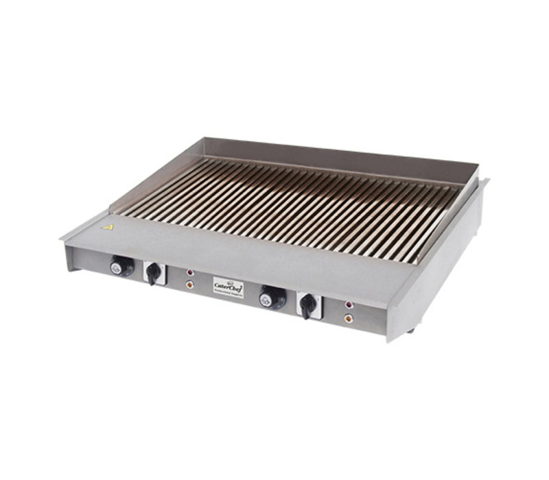 CaterChef Plaque Grill |INOX | 9000W | 785x700x(H)150mm