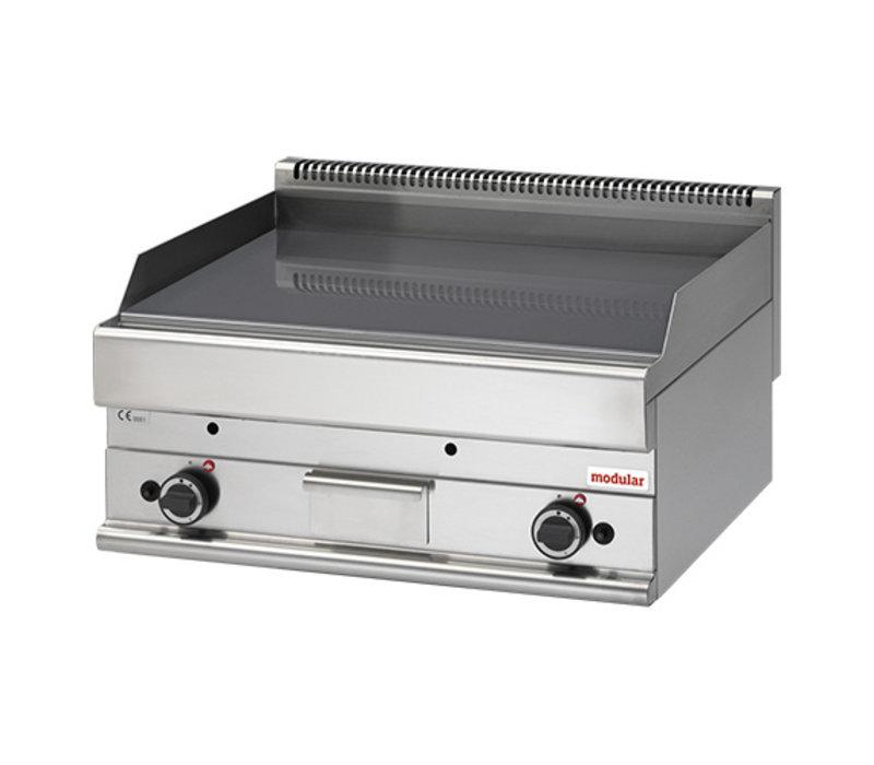 Modular Plaque Grill à Gaz  11,4 GkW   700x650x(H)280mm
