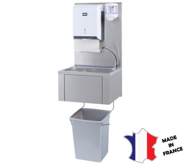 Sofinor Lave-Mains | à Commande Fémorale/ Electronique | 460(l)x380x855mm