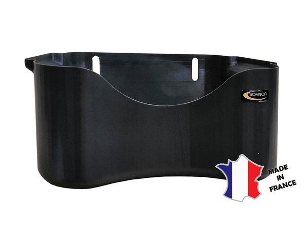 Sofinor Poubelle Thermoformée pour Lave-Mains | avec Accrochage